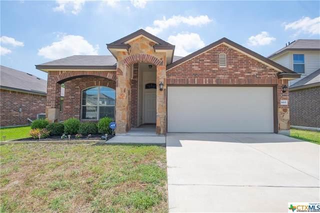 6611 Ambrose Circle, Temple, TX 76502 (#442918) :: Realty Executives - Town & Country