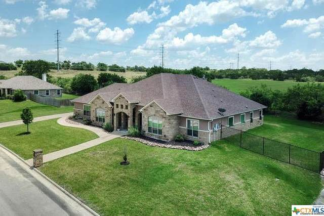 2822 Hester Way, Salado, TX 76571 (#442931) :: First Texas Brokerage Company