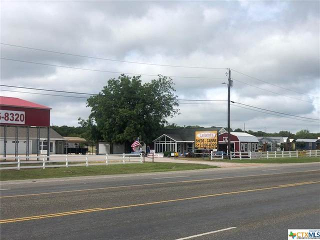 6160 E Highway 190, Lampasas, TX 76550 (MLS #442965) :: Rutherford Realty Group