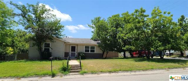 1008 W Avenue B, Lampasas, TX 76550 (MLS #442989) :: Rutherford Realty Group