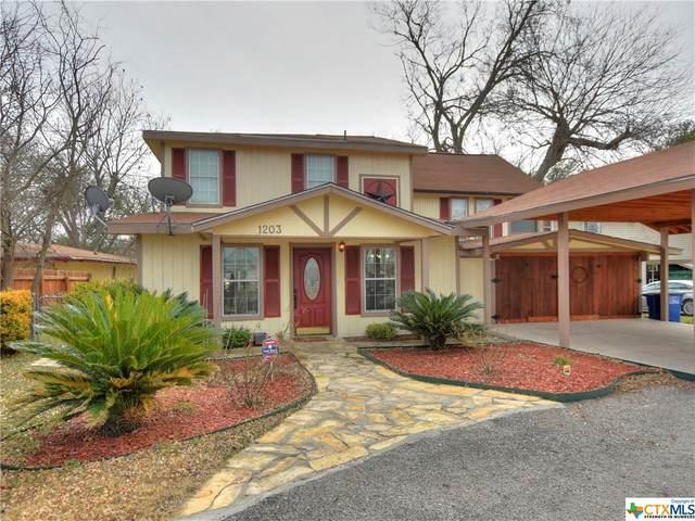 1203 Lone Star Drive, New Braunfels, TX 78130 (MLS #443091) :: Brautigan Realty