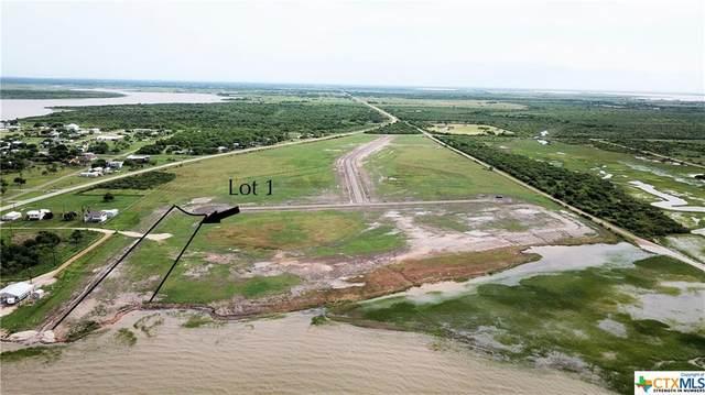 Lot 1 Swenson Drive, Port Lavaca, TX 77979 (#443108) :: First Texas Brokerage Company