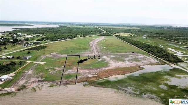 Lot 3 Swenson Drive, Port Lavaca, TX 77979 (#443147) :: First Texas Brokerage Company