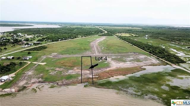 Lot 4 Swenson Drive, Port Lavaca, TX 77979 (#443150) :: First Texas Brokerage Company