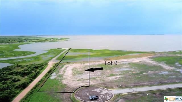 Lot 9 Swenson Drive, Port Lavaca, TX 77979 (#443153) :: First Texas Brokerage Company