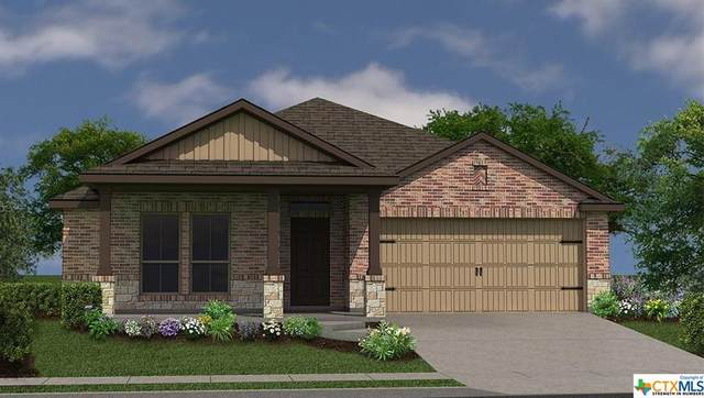 710 Stone Valley Road, Temple, TX 76502 (#443161) :: First Texas Brokerage Company