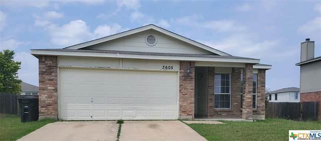 3605 Bull Run Drive, Killeen, TX 76549 (#443177) :: First Texas Brokerage Company