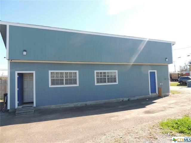 126 N Nueces Street, Port Lavaca, TX 77979 (#443204) :: Sunburst Realty