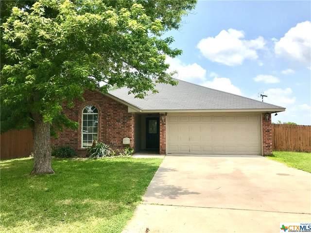 1201 Brazos Street, Belton, TX 76513 (#443222) :: Sunburst Realty