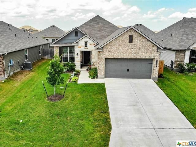 1318 Lilac Ledge Drive, Temple, TX 76502 (#443288) :: Sunburst Realty