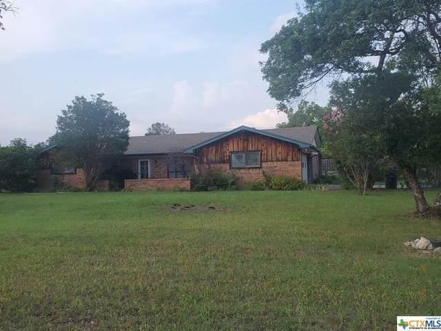 583 County Road 4744 Road, Kempner, TX 76539 (#443313) :: Sunburst Realty