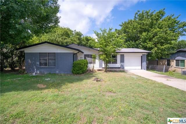 808 Carmen Street, Killeen, TX 76541 (MLS #443357) :: Kopecky Group at RE/MAX Land & Homes
