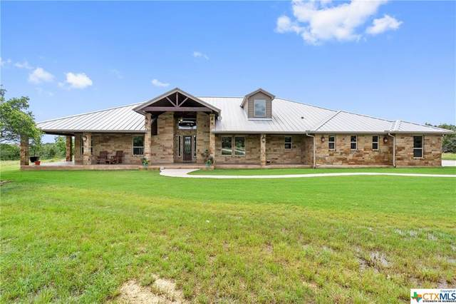 163 Lost Canyon Creek, OTHER, TX 78605 (MLS #443396) :: The Zaplac Group