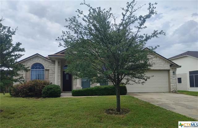 5707 Graphite Drive, Killeen, TX 76542 (MLS #443468) :: Kopecky Group at RE/MAX Land & Homes
