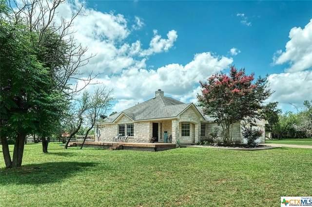 11 Possum Trot, Liberty Hill, TX 78642 (MLS #443510) :: Kopecky Group at RE/MAX Land & Homes
