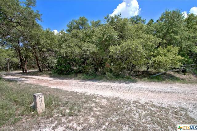 840 Heritage Hill, Canyon Lake, TX 78133 (MLS #443643) :: The Real Estate Home Team