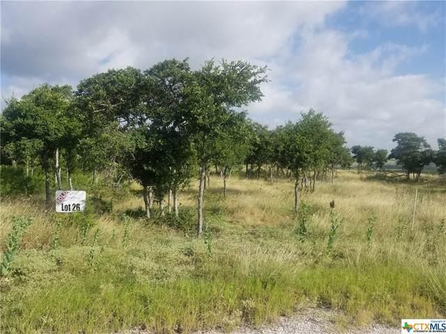 LOT 26 Cottonwood Mesa, Kempner, TX 76539 (MLS #443674) :: Rutherford Realty Group