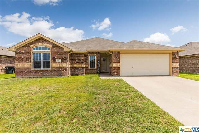 2111 Golden Eagle Drive, Killeen, TX 76549 (MLS #443707) :: The Myles Group