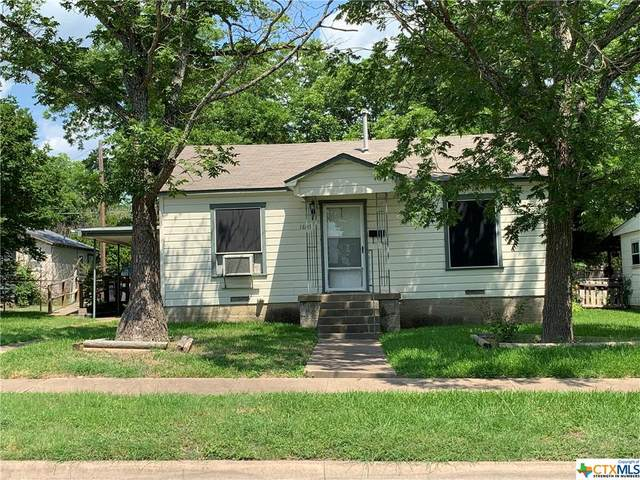 1805 S 7th Street, Temple, TX 76504 (MLS #443840) :: The Myles Group