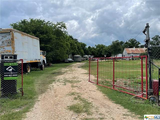 811 N Pecos Street, Lockhart, TX 78644 (MLS #443891) :: The Zaplac Group