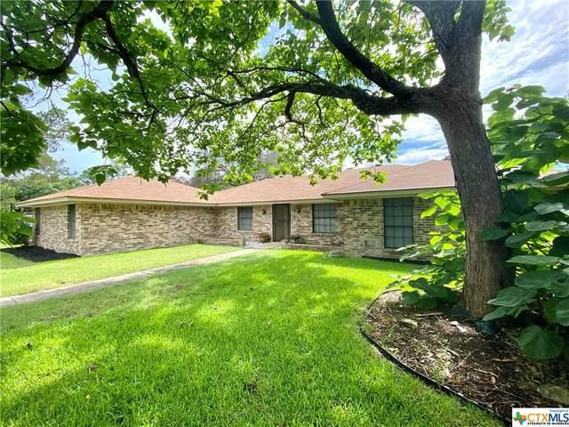 1106 Nola Ruth Boulevard, Harker Heights, TX 76548 (MLS #443974) :: The Myles Group