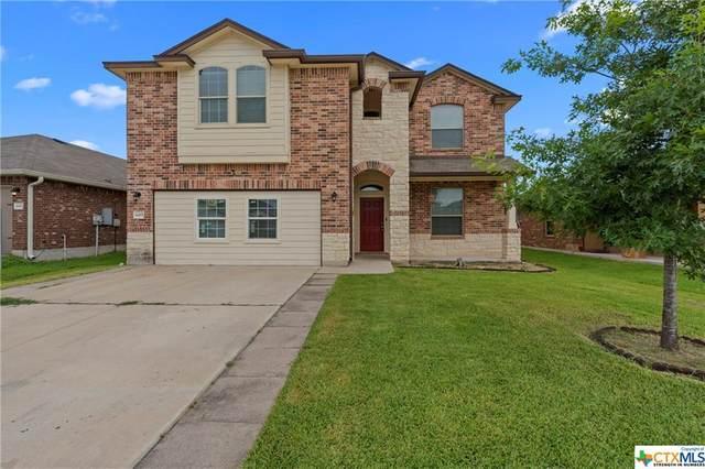 6015 Ambrose Circle, Temple, TX 76502 (MLS #443979) :: Kopecky Group at RE/MAX Land & Homes