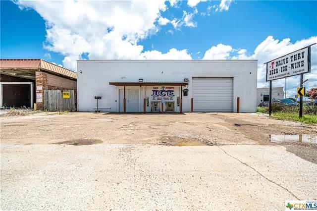 1110 W Mcgregor Drive, McGregor, TX 76657 (MLS #444069) :: The Zaplac Group