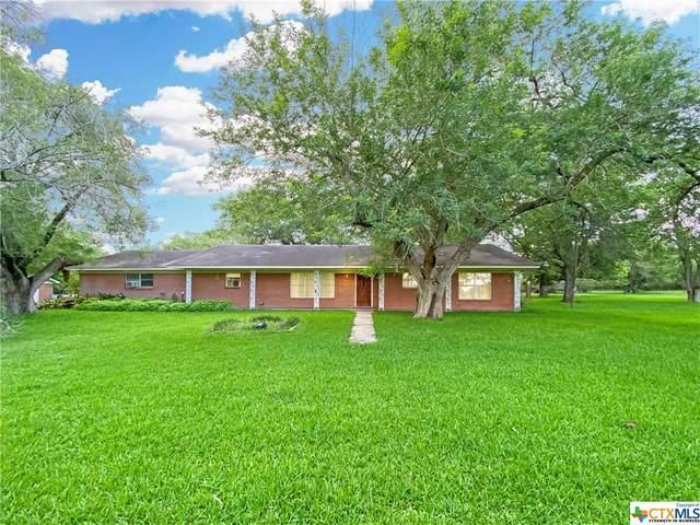 205 Old Gonzales Road, Cuero, TX 77954 (MLS #444162) :: Brautigan Realty