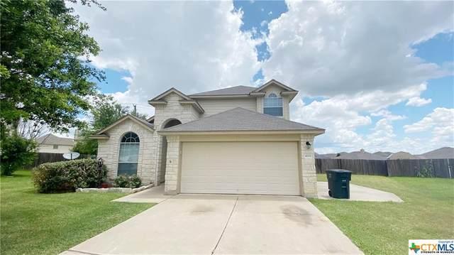 4203 Auburn Drive, Killeen, TX 76549 (MLS #444181) :: The Real Estate Home Team