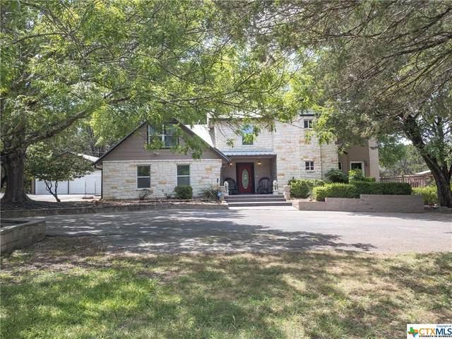 220 Lark Lane, New Braunfels, TX 78132 (MLS #444210) :: The Real Estate Home Team