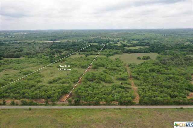 Tract H Baker Road, Kingsbury, TX 78648 (MLS #444309) :: Vista Real Estate