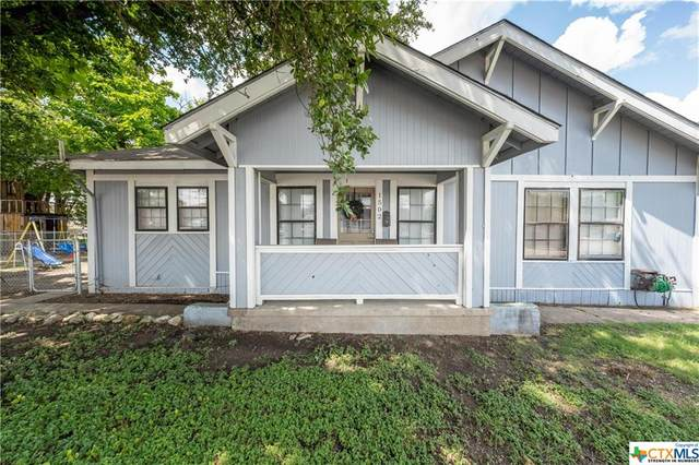 1502 W Avenue M, Temple, TX 76504 (MLS #444455) :: The Myles Group