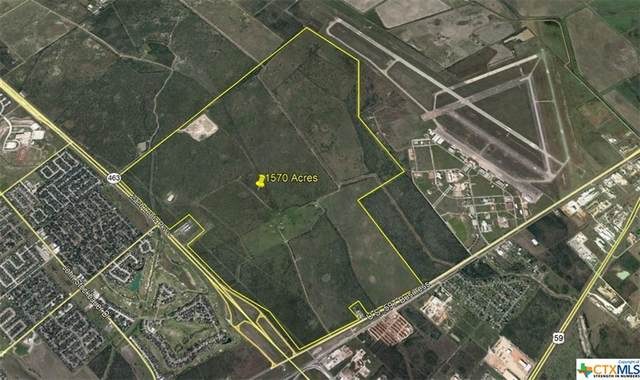 00 Loop 463 (1570 Acres) Bypass, Victoria, TX 77904 (MLS #444522) :: The Myles Group