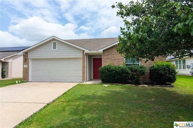 106 Rinehardt Street, Hutto, TX 78634 (MLS #444551) :: The Myles Group