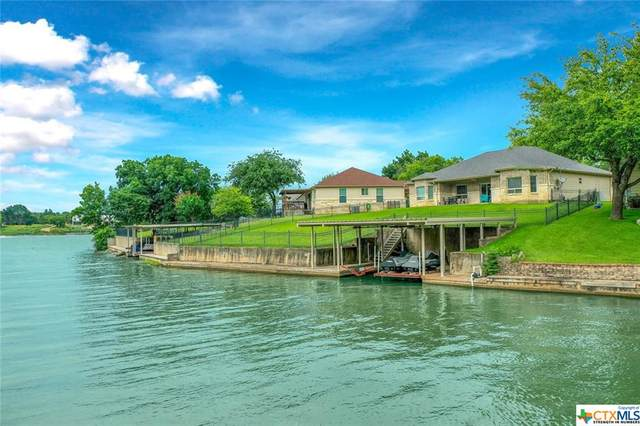 406 Bridgepoint Drive, Kingsland, TX 78639 (MLS #444578) :: The Real Estate Home Team
