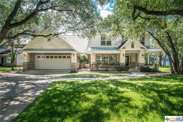 485 Arrowhead Point Road, Belton, TX 76513 (MLS #444606) :: The Real Estate Home Team