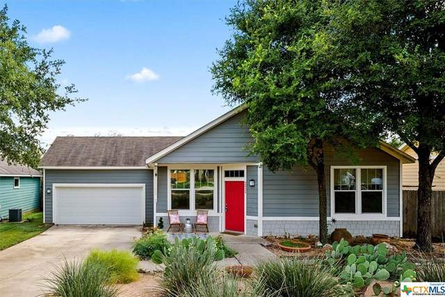2029 Ridge View Drive, San Marcos, TX 78666 (MLS #444625) :: The Real Estate Home Team