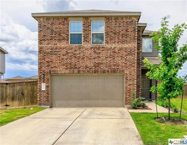 428 Major Lee Lane 10H, Jarrell, TX 76537 (MLS #444691) :: Vista Real Estate