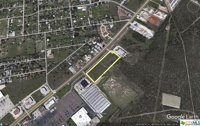 9300 N Navarro Highway, Victoria, TX 77904 (MLS #444775) :: RE/MAX Land & Homes