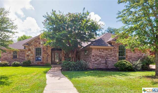 1034 Bald Eagle Drive, Nolanville, TX 76559 (MLS #444776) :: RE/MAX Family