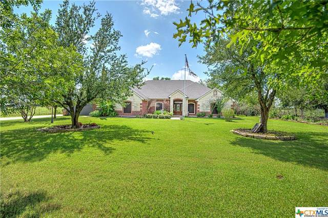 10607 Little Flock Road, Temple, TX 76501 (MLS #444780) :: RE/MAX Family