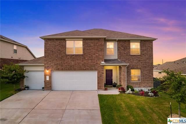 3809 Endicott Drive, Killeen, TX 76549 (MLS #444815) :: The Real Estate Home Team