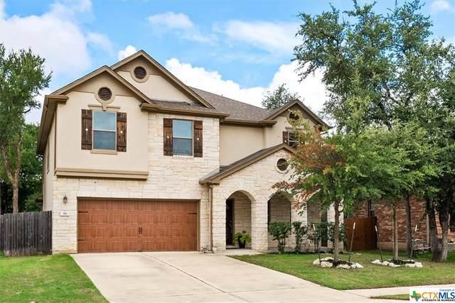 318 Autumn Willow Drive, San Marcos, TX 78666 (MLS #444967) :: Texas Real Estate Advisors