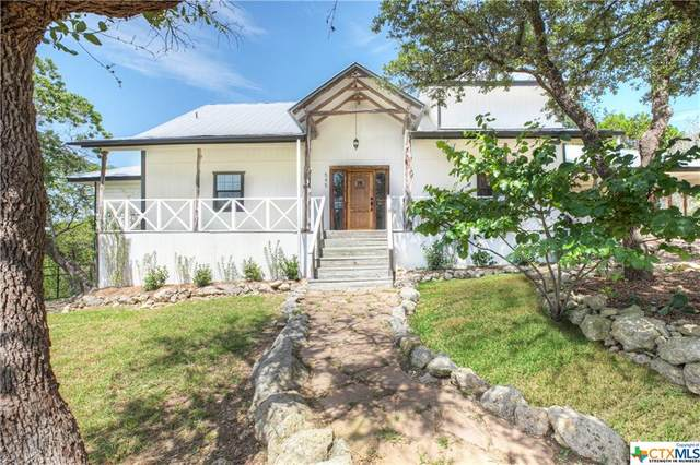 545 Hillside Drive, Spring Branch, TX 78070 (MLS #444971) :: The Zaplac Group