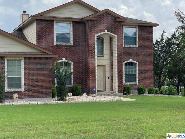 2011 Sandy Point Road, Harker Heights, TX 76548 (MLS #445039) :: The Zaplac Group