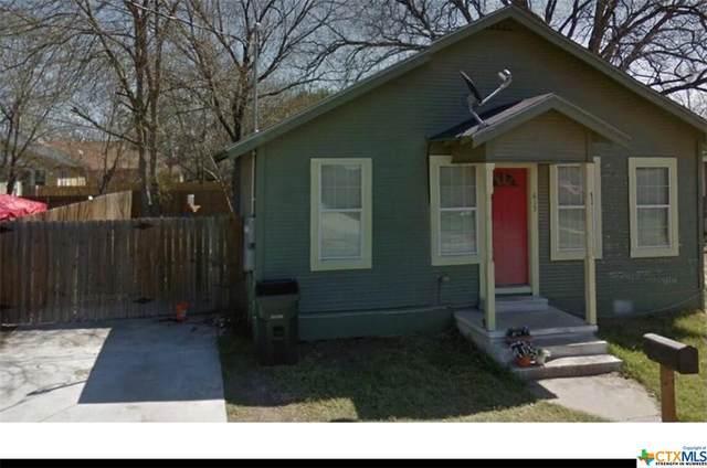 615 N Bowie Street, Seguin, TX 78155 (MLS #445066) :: Brautigan Realty