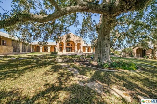 760 Dubose Ranch, Westhoff, TX 77994 (MLS #445106) :: Rebecca Williams