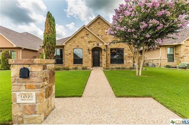 6516 Milan Court, Temple, TX 76502 (MLS #445142) :: The Zaplac Group