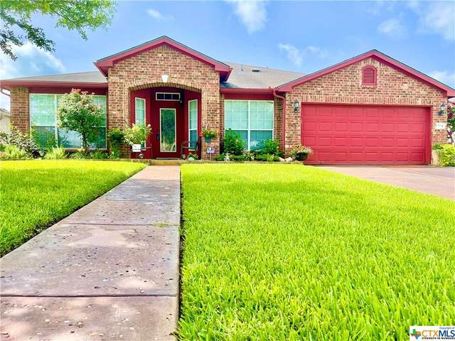 204 Pomo Trail, Harker Heights, TX 76548 (MLS #445193) :: The Real Estate Home Team