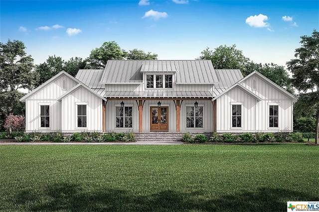 tbd Quail Hollow Road, Harker Heights, TX 76548 (MLS #445208) :: RE/MAX Family